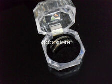 22mm Magnetic Engraved PK Ring Magic Accessories Professional Magicians Gift Box