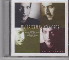 (FX989) Jim Brickman, No Words - 1994 CD