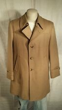 Exceptional Vintage Lakeland Wool Blend Lined Button Down Jacket Mens 42
