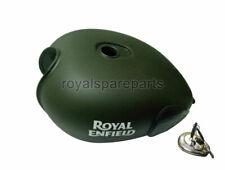 Royal Enfield Classic 500cc EFI Model Battle Green Petrol Gas Fuel Tank
