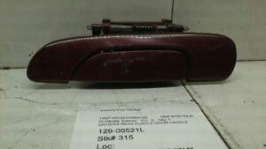 Driver Door Handle Exterior Door Painted Rear Fits 95-00 CONTOUR 64506