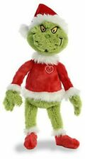 "Aurora World 19"" Grinch Santa Green Red White Ship"