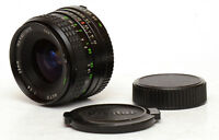 Focal MC Auto 28mm F2.8 Lens For Minolta MD Mount! Good Condition!
