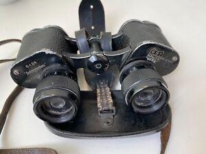 Dienstglas, Feldstecher, Fernglas, Militärglas, Wehrmacht, Strichplatte, 6x24