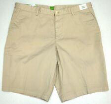 ee70be197 Hugo Boss Green C Clyde 2 Shorts Mens 38 Regular Khaki Stretch Cotton