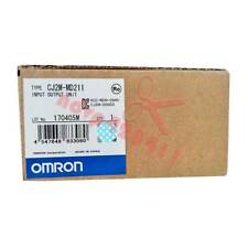 1PC NEW Omron PLC I/O Module CJ2M-MD211