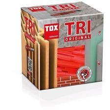 Tox TRI Original Allzweckdübel Universaldübel 5/31 6/36 6/51 8/51 10/61 12/71