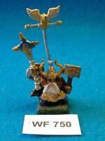 Warhammer Fantasy - Dwarfs - Rune lord Kragg the Grim - Metal WF750