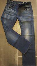 NeuG-Star G Star Jeans 3301 Straight Medium Aged Größe 30/32 510028069071 Herren