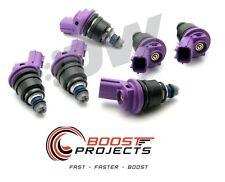 DeatschWerks for 93-98 Skyline / RB25DET / 90-96 300zx 740cc Side Feed Injectors