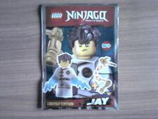 LEGO Ninjago Limited Edition Mini-personaggio Kai rivista NUOVO OVP MINI PERSONAGGIO Spinjitzu
