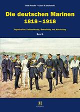 Die tedesca Marine 1818-1918 Vol. 1+2 (Rolf Noeske/Claus P. Sci di stefan)