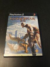 God Of War II 2 (Sony PlayStation 2) PS2 - Black Label - Complete/CIB