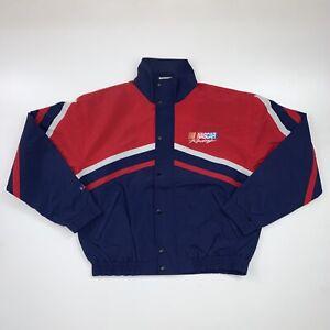 Vintage 90s NASCAR Jacket Size Large