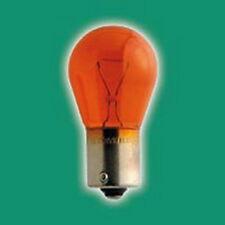 1 Anzeigenlampe-Birne 12V 21W (Sockel:BAU15s); NARVA(17638) Blinkerbirne Amber