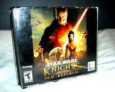 Collector's Star Wars Knights of the Old Republic - PC by Lucas Arts 4-Disc Set