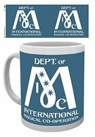 Harry Potter Mug Department Of International Magical Co-operation Official New
