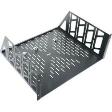 Vented Rack Shelf (3 Rack - 17.5 in. W x 15 in. D x 5.25 in. H)