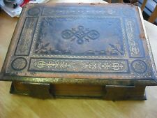 Old Family Holy Bible, Illustrated, Rev John Brown,