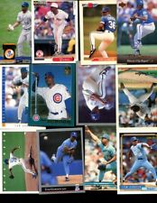TOM GORDON LOT OF 50 ALL DIFFERENT ROYALS YANKEES CUBS RED SOX SEBRING FLORIDA