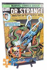 Dr Strange Master of the Mystic Arts #1 Marvel Comics June 1974 FN