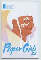 PAPER GIRLS #22 IMAGE comics NM 2018 Brian K. Vaughan Cliff Chiang JUST TWO LEFT