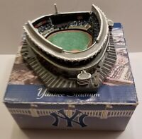 "New York Yankee Stadium MLB Baseball Replica ""Need it ... Got it!"" w/ Box"