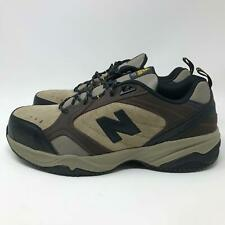 New Balance 627 Steel Toe [MID6270] Black Leather Shoes Size: 10.5 (4E) XWIDE