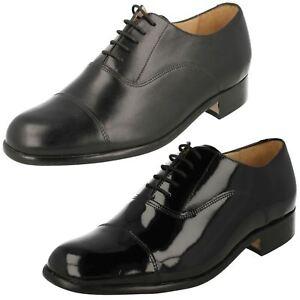 Mens Grenson Oxford Lace Up Shoes Paddington