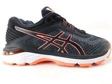 Asics GT 2000 v 6 Size 7.5 M (B) EU 39 Women's Running Shoes Black Coral T855N