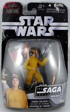 "Star Wars Action Figure of Naboo Soldier Saga Collection 3.75"" Hasbro"