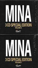 MINA 2 BOX 3 CD SPECIAL EDITION VOL.1 E VOL.2 - SIGILLATI