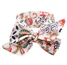Kids Girl Baby Toddler Bow Headband Hair Band Accessories Headwear Head Wrap #2