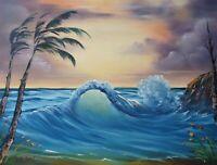 "ORIGINAL ART ""Ocean Breeze"" by SP Soni"