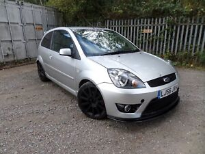 Ford Fiesta mk6 SILVER ST BREAKING SPARE side repeater PETROL 2006 123