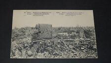 CPA CARTE POSTALE GUERRE 14-18 1915 BATAILLE MARNE SERMAIZE LES BAINS