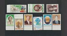 Pakistan 2013 Various Issues  MNH per scan
