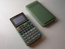 CASIO FX-6910G calculatrice ordinateur vintage pocket Computer  led 90's