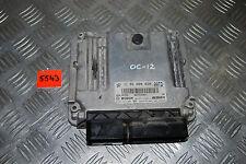 Opel Corsa D 1.3Cdti Steuergerät Motor 55580830 0281017960