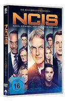 NCIS - Season 16 [6 DVDs/NEU/OVP] die meist gesehene Crime-Serie