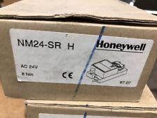 Servomoteur rotatif Actuator Honeywell  NM24-SR H AC 24V 8Nm