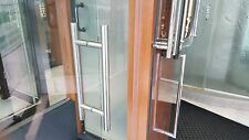"""SHOWER DOOR 6"""" (H) OR SQUARE DOUBLE SIDED HANDLES IN ALL FINISHES SEE BELOW"""
