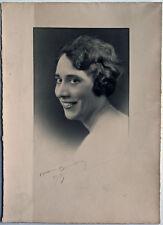 Blanc et Demilly 4 Tirages argentiques d'époque sur papier mat vers 1930 signées