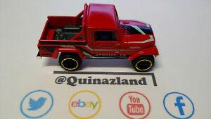 Hot Wheels Jeep Scrambler 2014-138 version rouge (CL22)