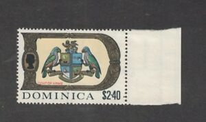 Dominica Scott 285 - Coat Of Arms. Single. MNH. OG.    #02 DOM285