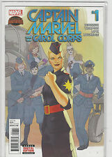 Captain Marvel and the Carol Corps #1 Marvel (2015) 1st print Secret Wars NM-