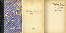 GIUSEPPE PREZZOLINI BENEDETTO CROCE RICCIARDI 1909 1^ EDIZIONE CON FAC SIMILE