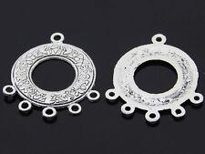 10pc Retro Tibetan Silver(connector)Jewelry Accessories wholesale PJ2687