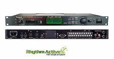 ROLAND AR-3000 AUDIO RECORDER/DIGITAL ANNOUNCEMENT RACK MOUNT RECORDER