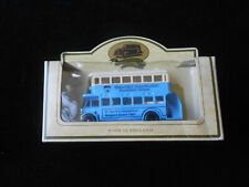 LLEDO PROMO TROLLEY BUS ST DAVID'S FOUNDATION NEWPORT / EISTEDDFOD 1993 #235